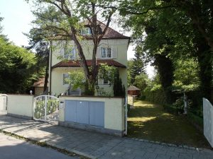 Immobilienvermittlung eines Gründerzeithauses