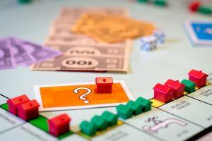 Monopoly - wieviel Baukindergeld gibt es?