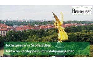 Titelbild zum Artikel Höchstprese in Deutschland