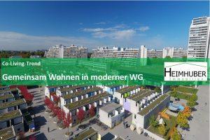 Eigenes Bild passend zum Artikel: Co-Living-Trend Gemeinsam Wohnen in moderner WG