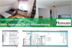 Eigenes Bild passend zum Artikel: Mehr Spielraum für die Mirco Wohnung