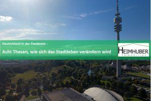 Eigenes Bild passend zum Artikel: Deutschland in der Pandemie : Acht Thesen, wie sich das Stadtleben verändern wird