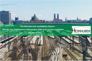Eigenes Bild passend zum Artikel: IVD-Marktbericht Kaufobjekte Bayern