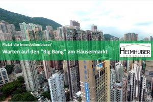 """Passendes Bild zum Artikel: Warten auf den """"Big Bang"""" am Häusermarkt"""
