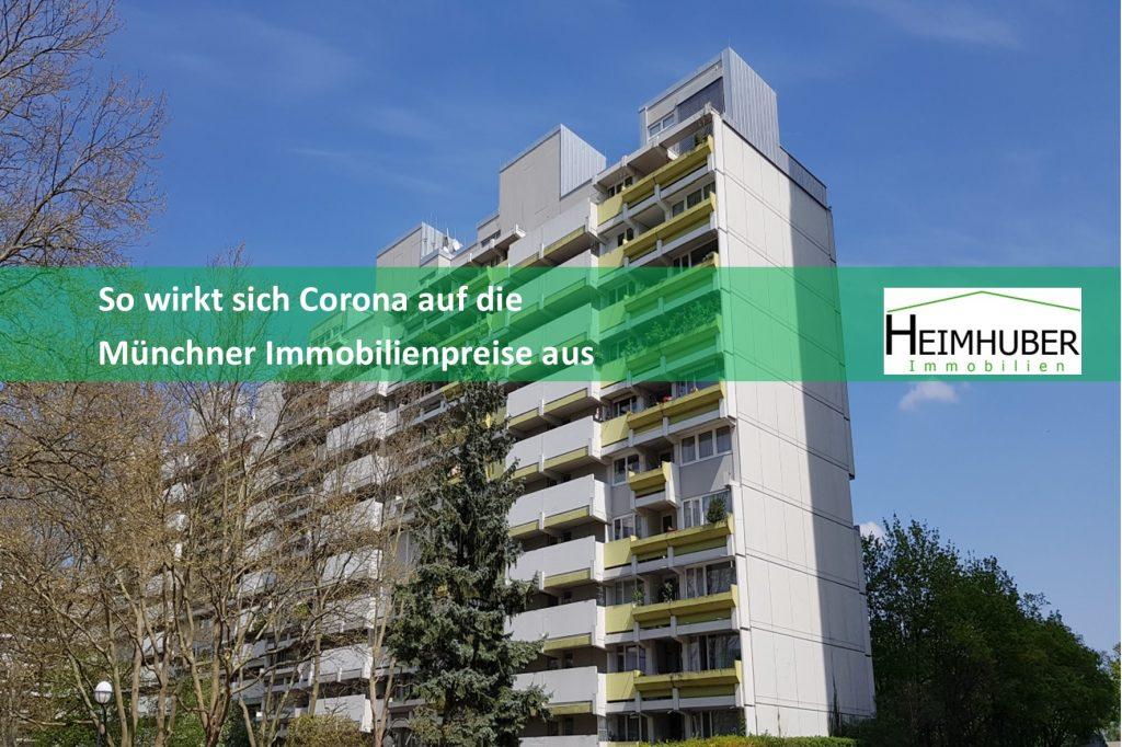 Eigenes Fotos passend zum Artikel: So wirkt sich Corona auf die Münchner Immobilienpreise aus