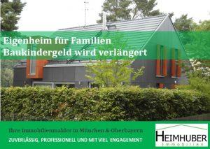 Immobilien News Eigenheim fuer Familien
