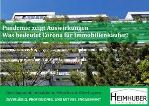Eigenes Bid passen zum Artikel Pandemie zeigt Auswirkungen Was bedeutet Corona für Immobilienkäufer?